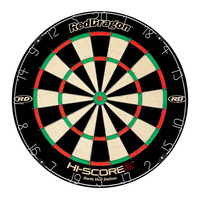 Red Dragon Dartboard
