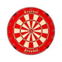 arsenal dartboard