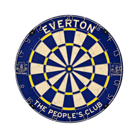 everton dartboard