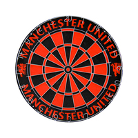 manchester united dartboard