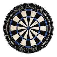 newcastle united dartboard