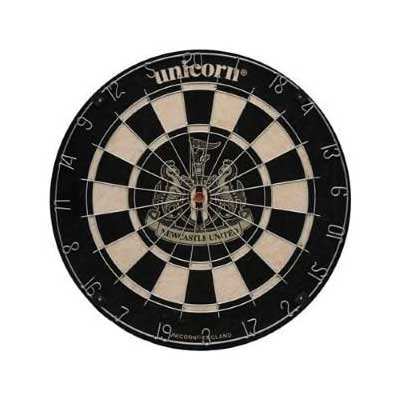 newcastle-united-dartboard